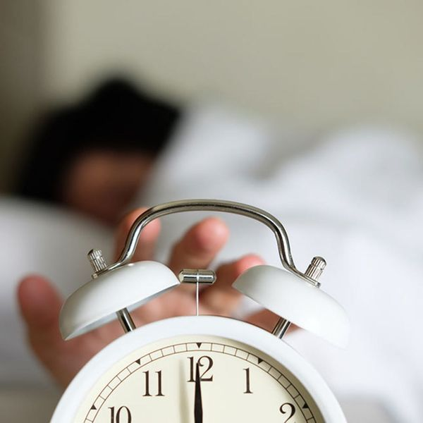 Why Hitting the Snooze Button Could Be Making You More Tired