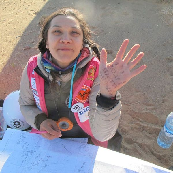 This All-Women Race Through the Moroccan Desert Needs to Be on Your Bucket List
