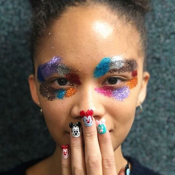 34 Disney Nail Art Ideas That Are Truly Magical