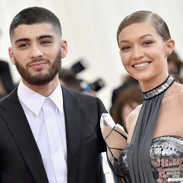 Gigi Hadid Had the Most Supportive Birthday Message for Zayn Malik