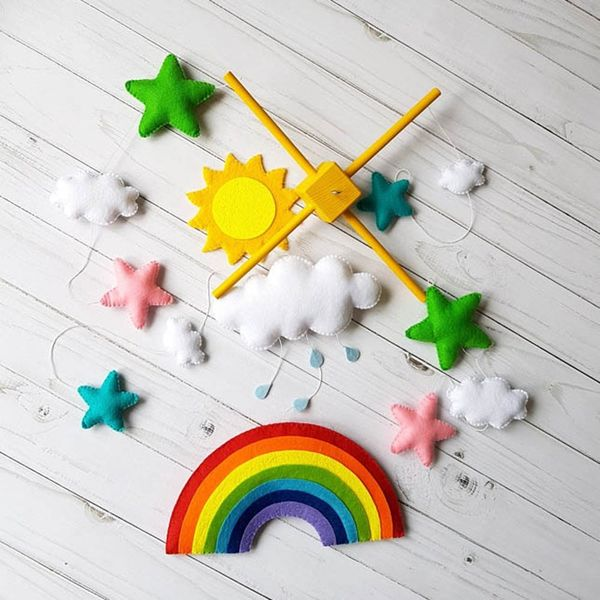 13 Colorful Nursery Items from Etsy