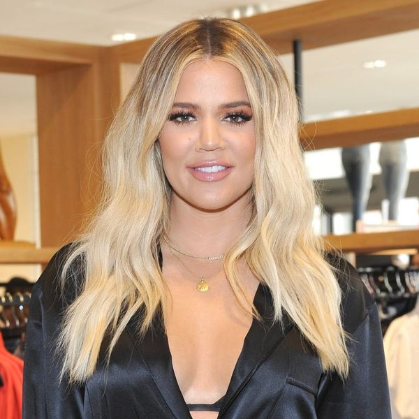 Khloé Kardashian Has Reportedly Welcomed a Baby Girl