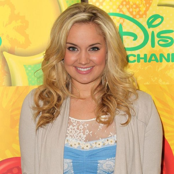 Disney Channel Star Tiffany Thornton Is Expecting Baby #3!