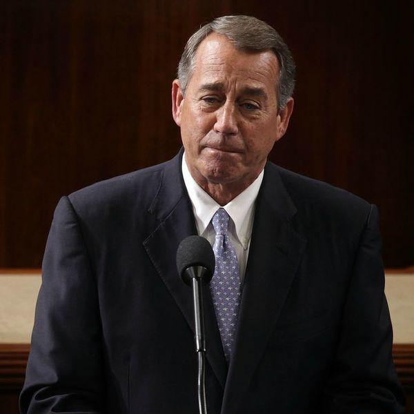 Former Republican House Speaker of the House John Boehner Has Joined a Marijuana Advisory Board