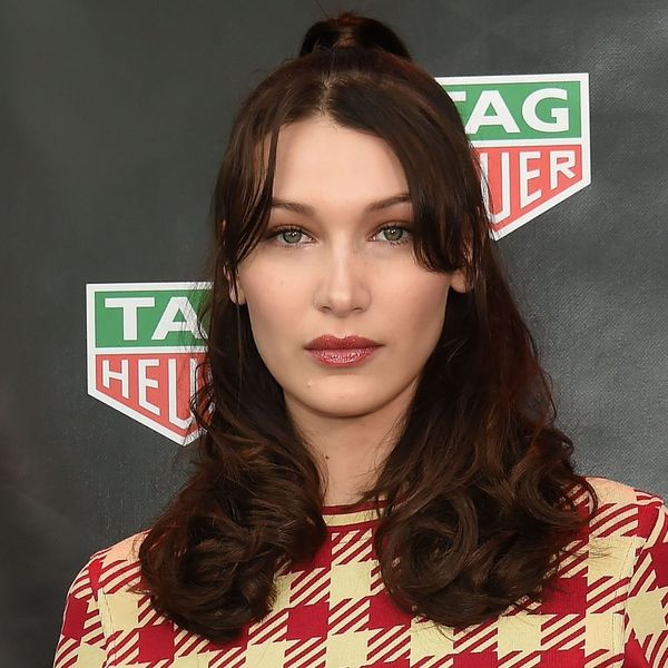 See Bella Hadid Do Her Best 'Clueless' Style Impression on the Red Carpet