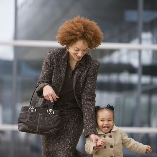 Within the Gender Pay Gap, Working Moms Fall Even Farther Behind