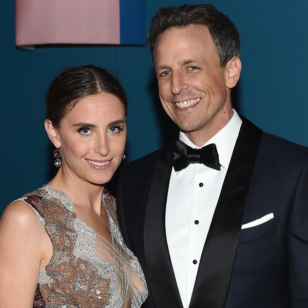 Seth Meyers and Wife Alexi Ashe Are Expecting Baby No. 2!