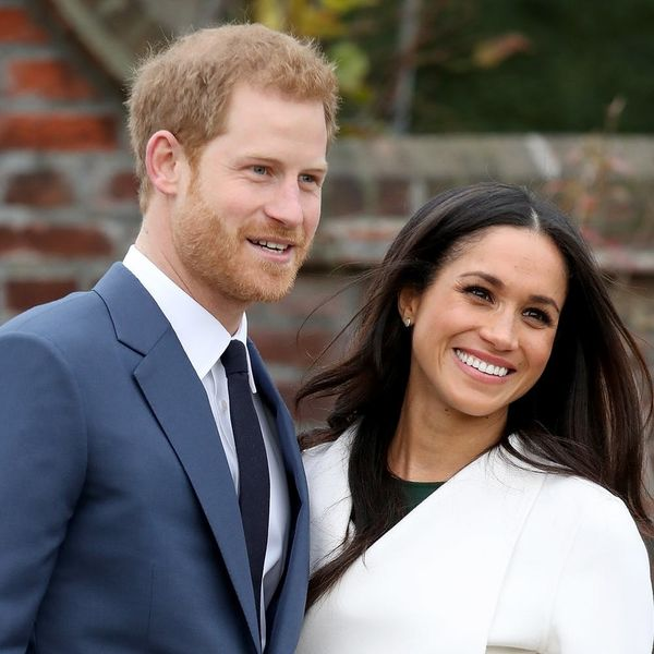 This Is What Prince Harry and Meghan Markle Want Instead of Wedding Gifts