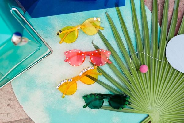 How to DIY the Perfect Festival Sunnies