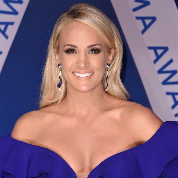 Carrie Underwood Says She 'Might Look a Bit Different' After Needing 40 Stitches In Her Face