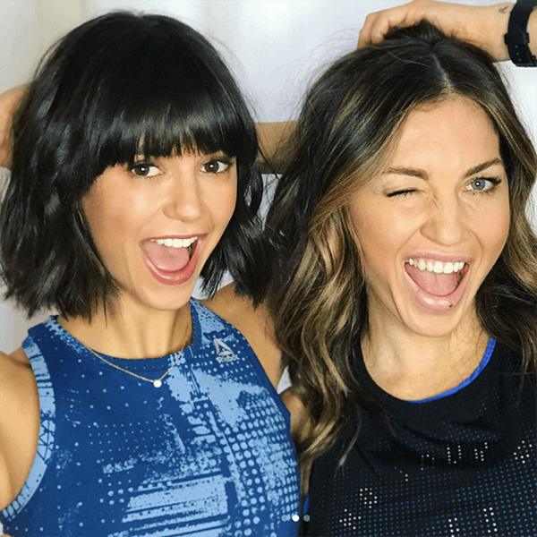 Nina Dobrev's Personal Trainer Shares a 10-Minute Workout You Can Do on the Beach