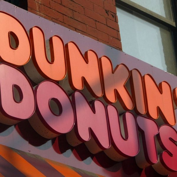 Dunkin' Donuts Is Testing Donut Fries and We're Already Salivating