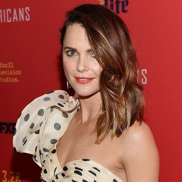 Keri Russell Plays Coy on the Possibility of a 'Felicity' Reboot