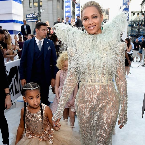 Blue Ivy Carter, 6, Has a Personal Shopper AND a Stylist