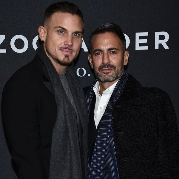 Marc Jacobs Proposed at Chipotle, So Who Says Romance Is Dead?