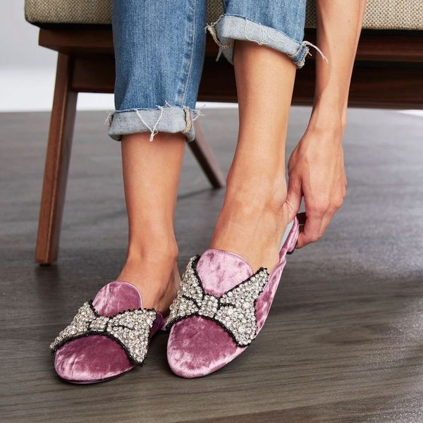 Chiara Ferragni Just Dropped the Most Extra Minnie Mouse Shoe Collection