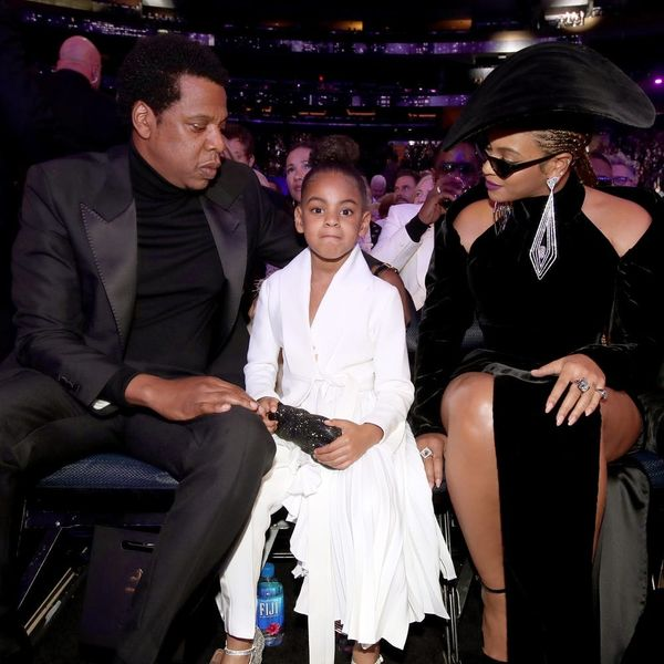 Jay-Z Reveals the 'Most Beautiful Thing' Blue Ivy Has Ever Said to Him