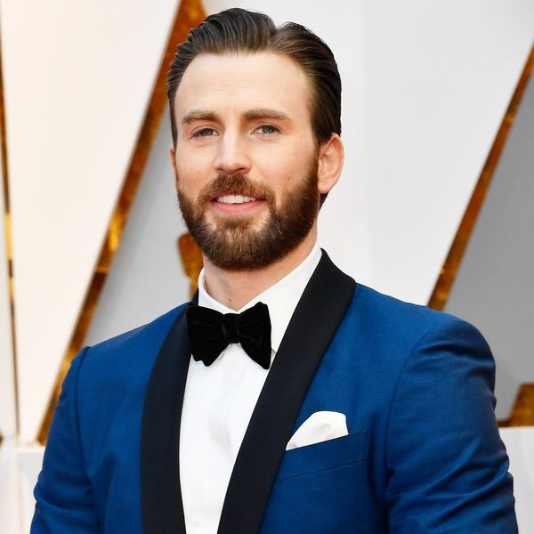 Chris Evans' Touching Tribute to a Young Fan Who Died of Cancer Will Make You Weep
