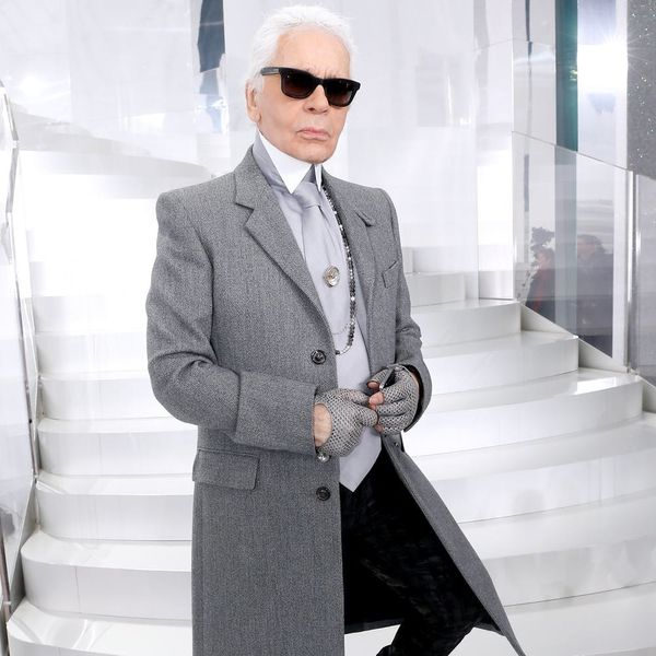 Karl Lagerfeld Paris Is Giving Away Free Prom Dresses