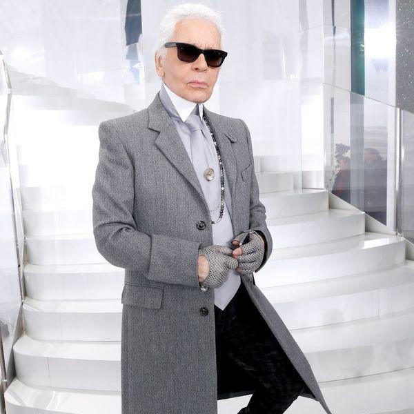 Karl Lagerfeld Paris Is Giving Away Free Prom Dresses
