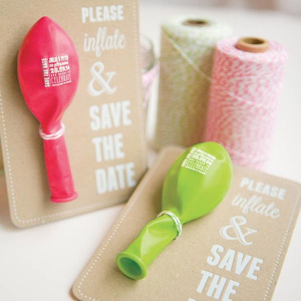 20 Save-the-Date Ideas That Are Anything But Boring