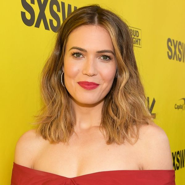 Mandy Moore Just Checked Off the #1 Item on Her Bucket List