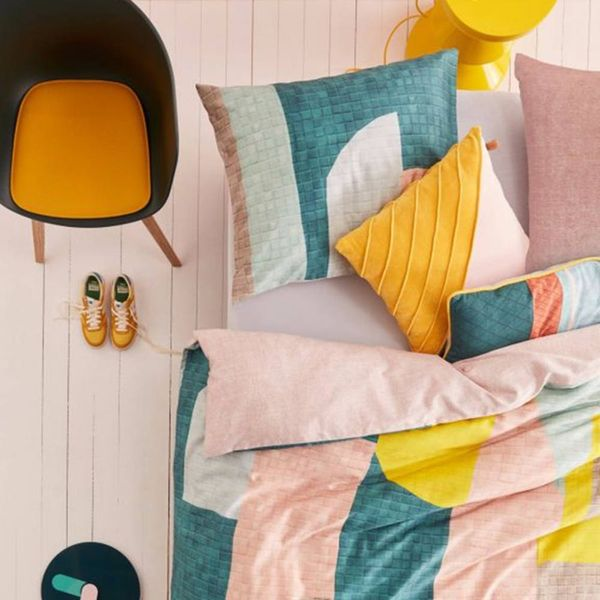 12 Colorful Sheets and Duvets for a Bedroom Refresh