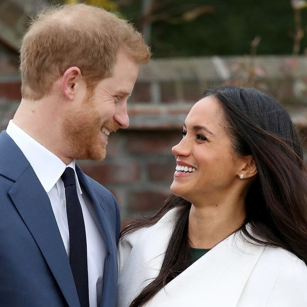 Prince Harry and Meghan Markle's Wedding Flower Plans Say So Much About Them