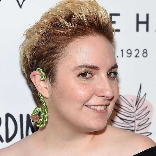 Lena Dunham's Mom Thinks She Could Be the Mystery Woman Who Bit Beyoncé