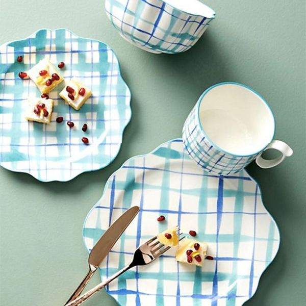 11 Buy-or-DIY Ways to Bring Spring Plaid into Your Home