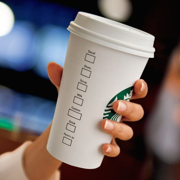 Starbucks and Other Coffee Cups Could Soon Come With a Cancer Warning in California