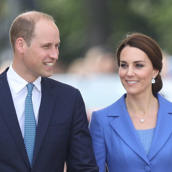 Prince William and Duchess Kate's Baby Will Have a Very Long and Very Regal Official Royal Title