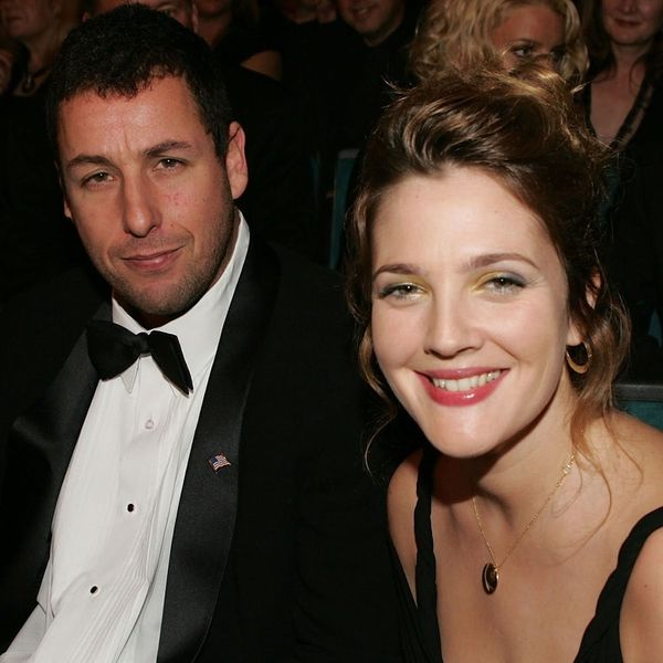 Drew Barrymore Has an Idea for Her Next Movie With Adam Sandler