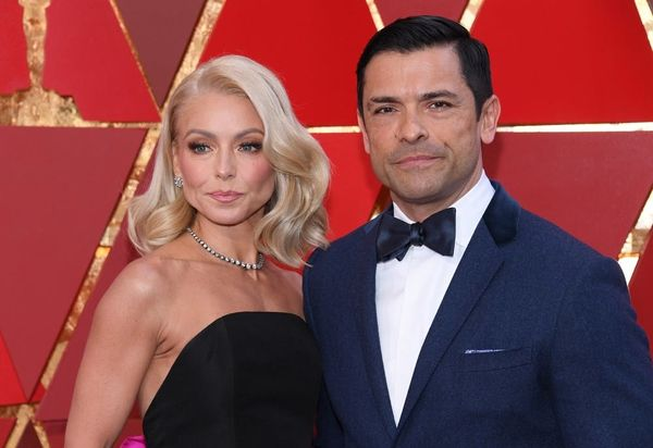 Mark Consuelos Has a Message for Kelly Ripa's Instagram Body-Shamers