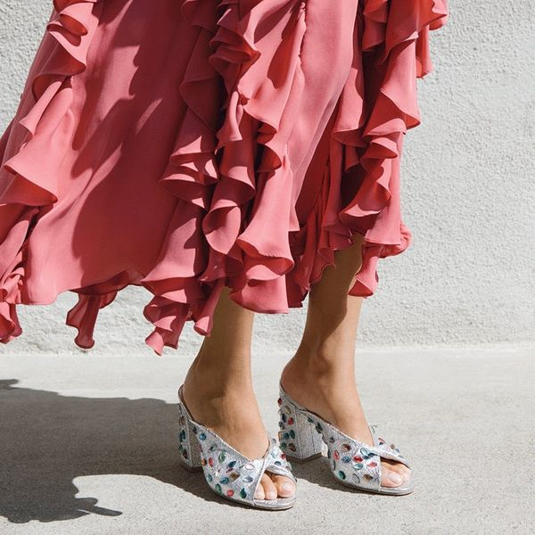 18 Non-Traditional Shoe Options for Spring Brides