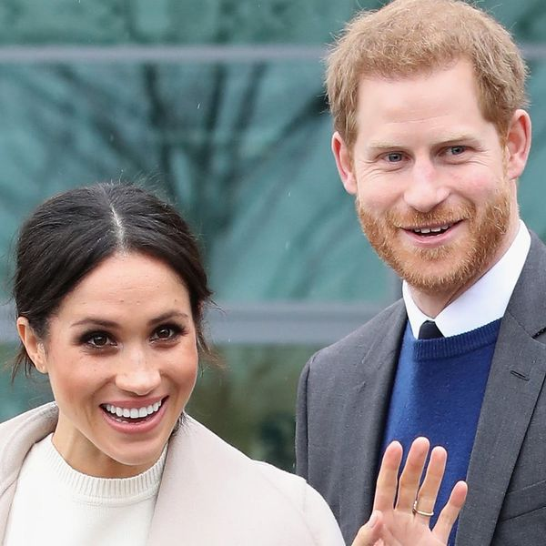 Meghan Markle and Prince Harry Just Invited 250 People to Play a Special Role in Their Wedding