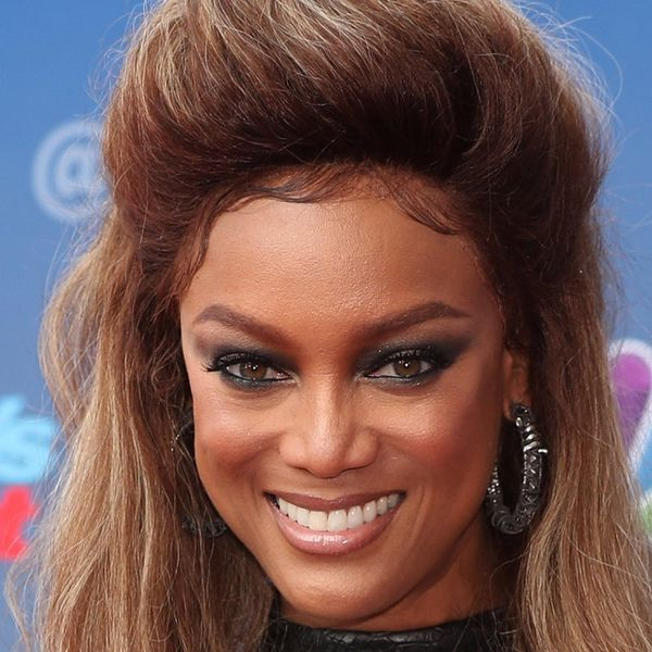 Why Tyra Banks Is Opening Up About Her Nose Job