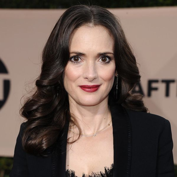Winona Ryder Reveals She Had a Childhood Crush on This 'Stranger Things' Costar