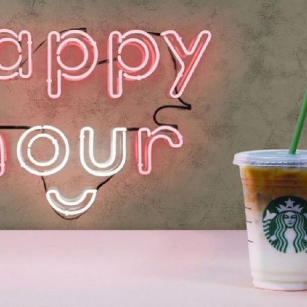 Starbucks Brings Back Happy Hour for Affordable Afternoon Caffeine Fixes