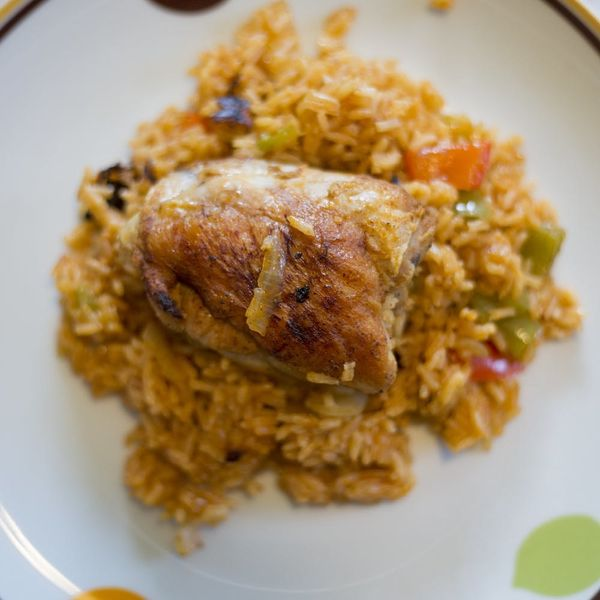 I Tried a 5-Star Chicken Recipe from Food Network (and Only Burnt It a Little Bit)