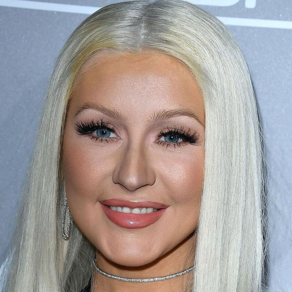 You'll Hardly Recognize a Makeup-Free Christina Aguilera on the Cover of 'Paper'