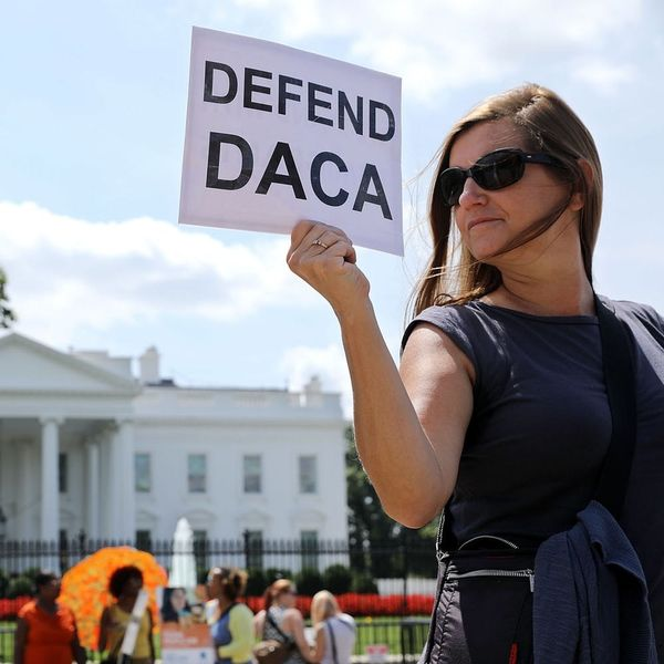 The Entire Government May Shut Down As Senators Fight Over DACA