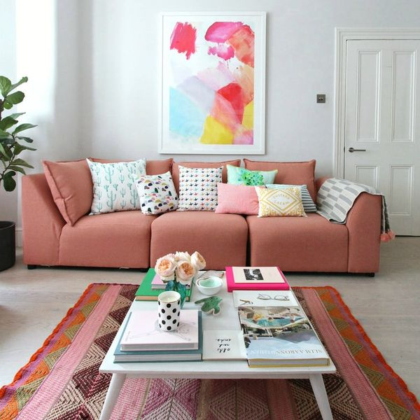 This London Blogger's Instagram Is a Must-Follow for Color Lovers