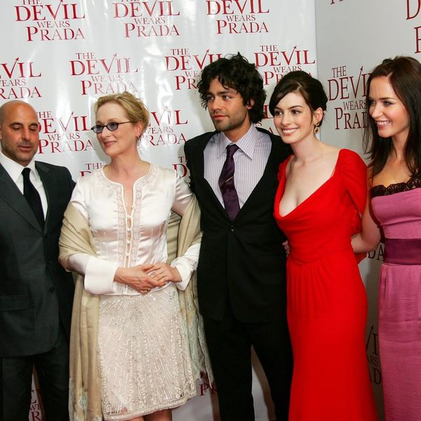 The Cast of 'The Devil Wears Prada' Had a Mini Reunion and Our Hearts Are Singing