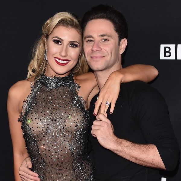 'DWTS' Pros Emma Slater and Sasha Farber Are Married!