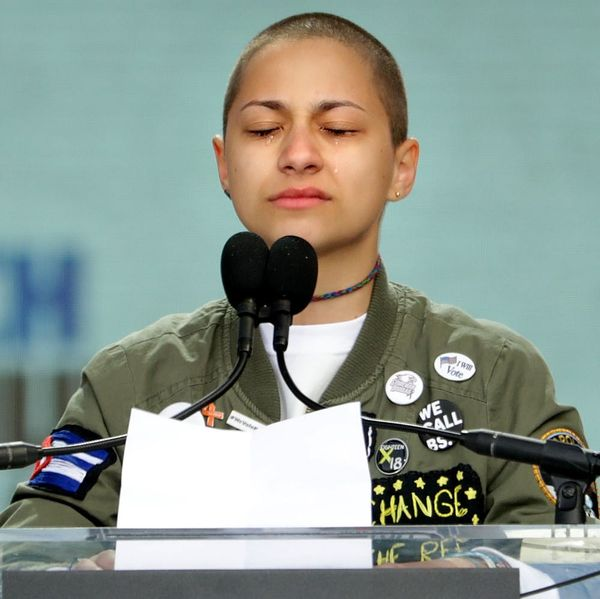 Emma González's Moment of Silence at March for Our Lives Will Define a Generation