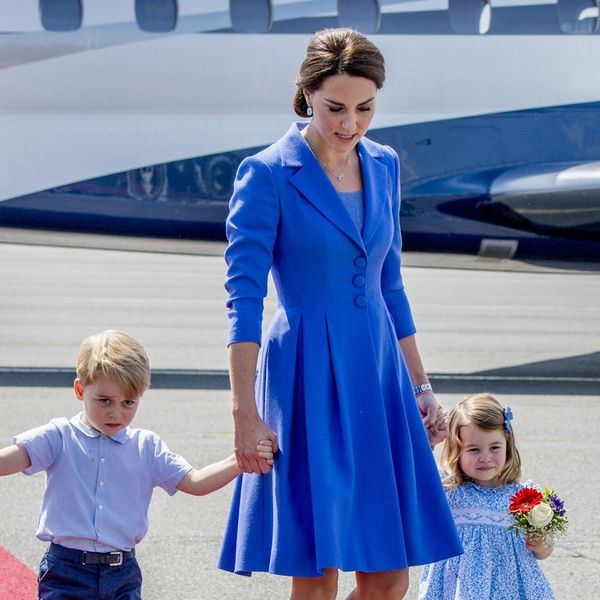 Prince George and Princess Charlotte Love Making This Food With Mom Kate Middleton
