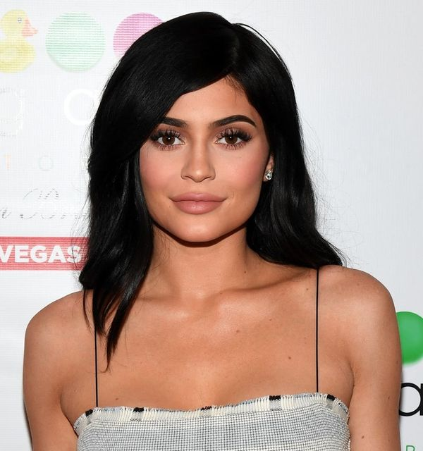 Kylie Jenner Just Shared Her First Selfies With 7-Week-Old Baby Stormi
