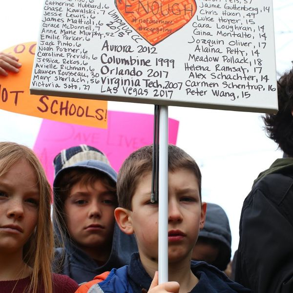 In Students' Own Words: What the 'March for Our Lives' Is Really About