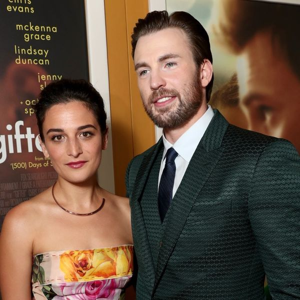 Chris Evans and Jenny Slate Are Reportedly Back Together